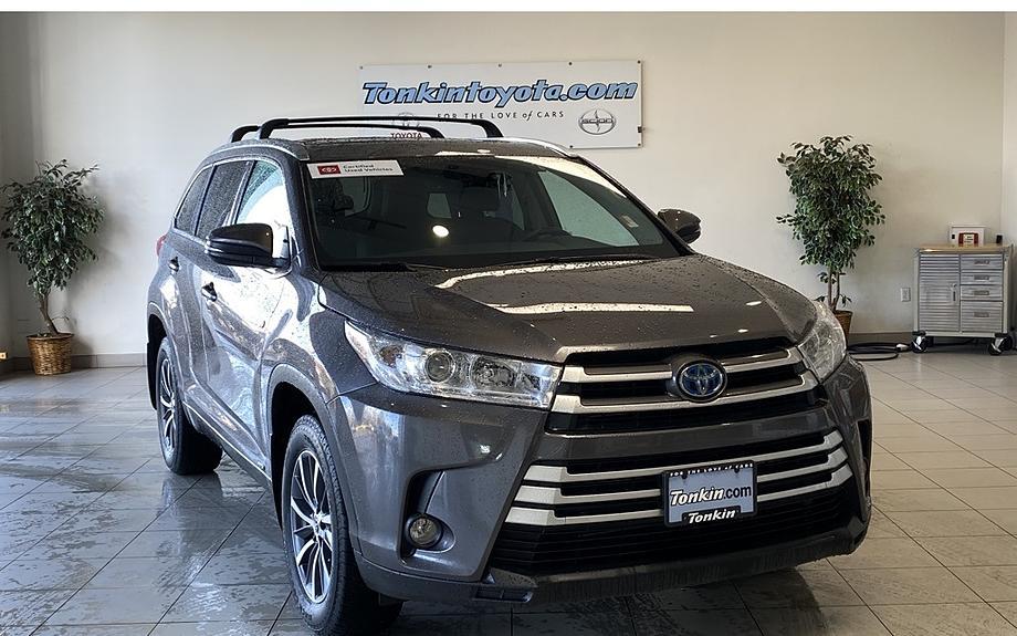 Certified 2018 Toyota Highlander - Ron Tonkin Toyota Portland, OR