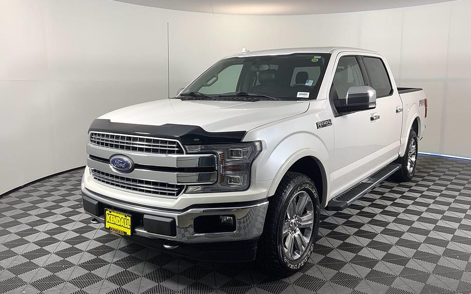 Certified 2018 Ford F-150 - Kendall Ford of Marysville Marysville, WA