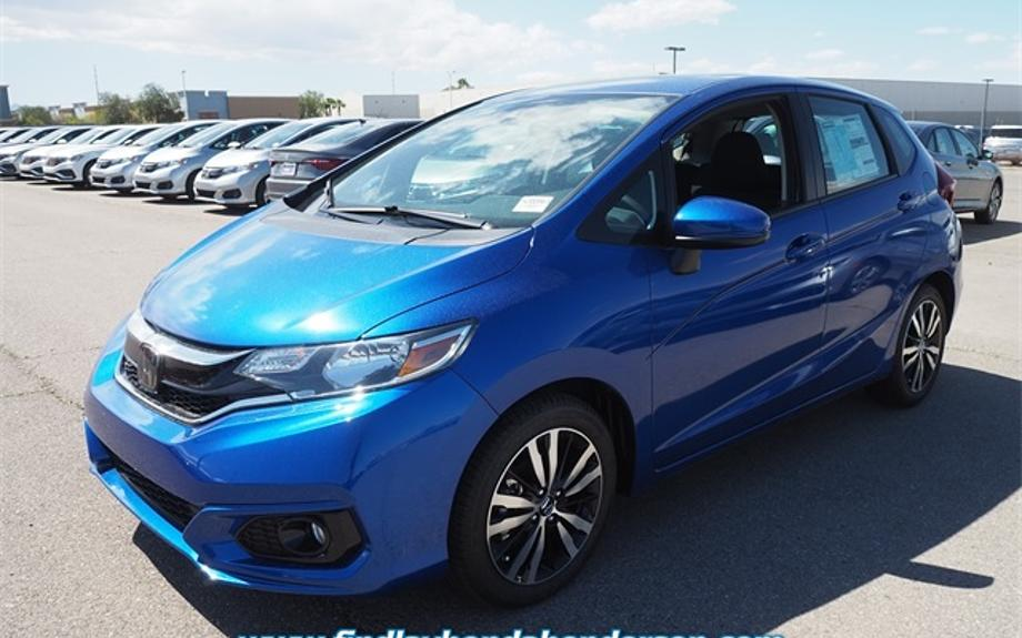 New 2020 Honda Fit