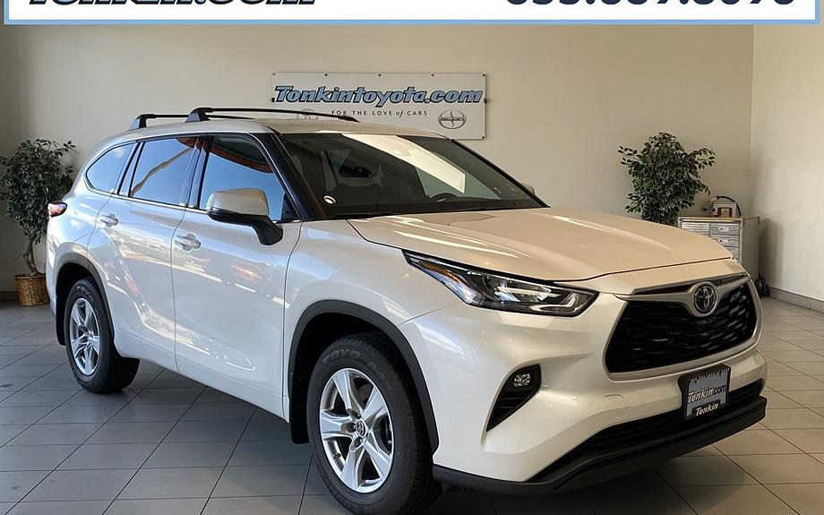 New 2020 Toyota Highlander