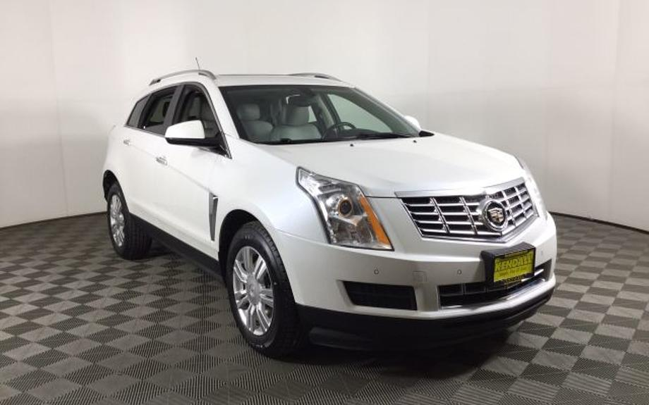 Pre-Owned 2016 Cadillac SRX