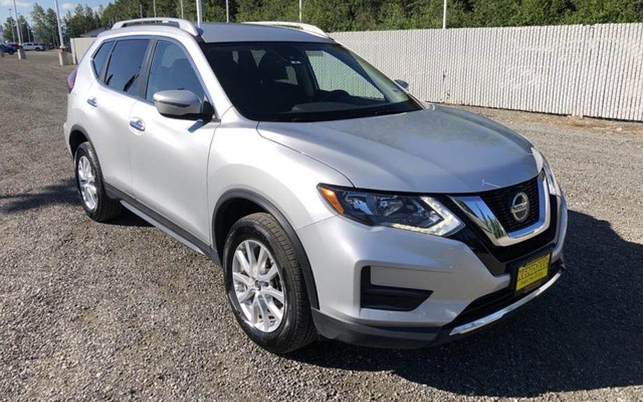 Pre-Owned 2019 Nissan Rogue
