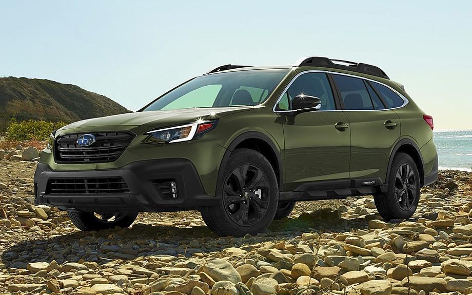New 2021 Subaru Outback Onyx Edition XT