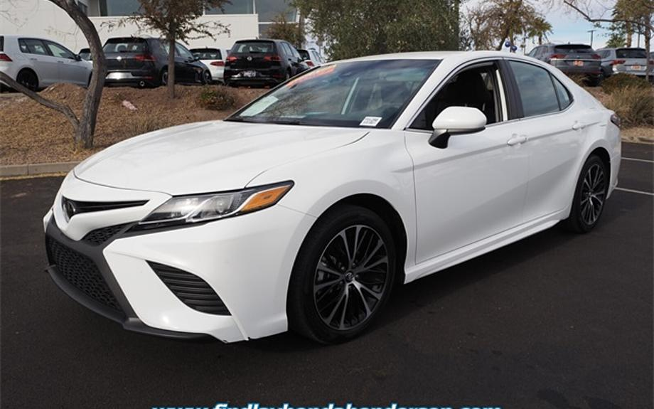 Pre-Owned 2020 Toyota Camry