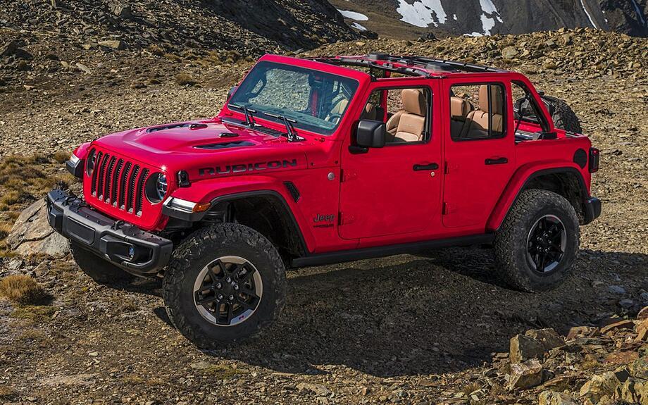 New 2021 Jeep Wrangler - Ron Tonkin Chrysler Jeep Dodge Ram Fiat Milwaukie, OR