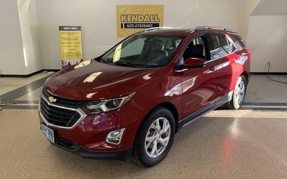 Pre-Owned 2019 Chevrolet Equinox