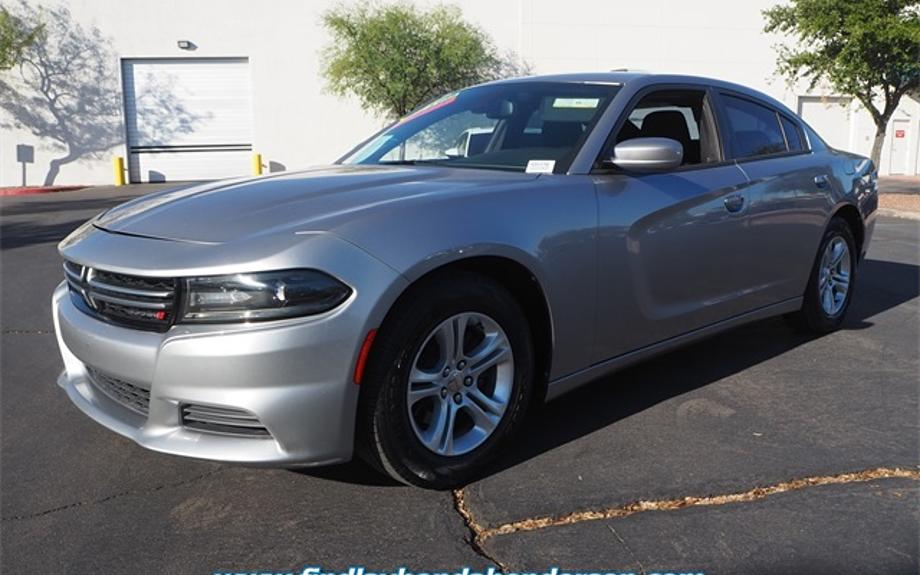Pre-Owned 2015 Dodge Charger
