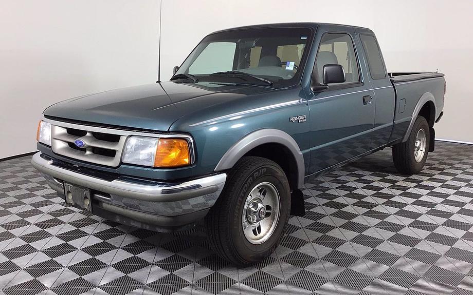 Pre-Owned 1996 Ford Ranger XLT