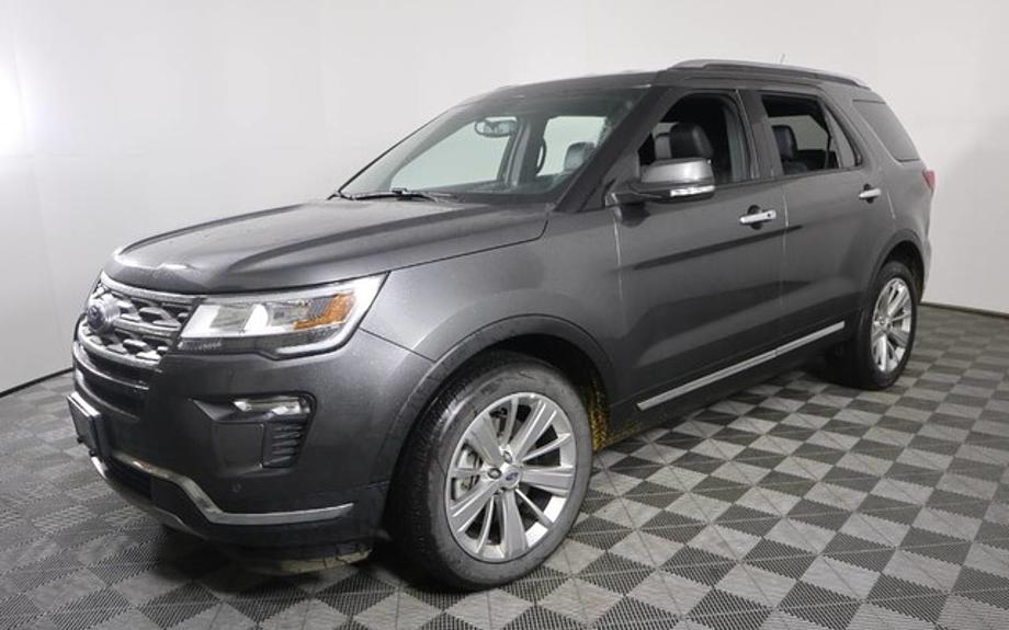 Mercedes-Benz of Anchorage : Pre-Owned 2019 Ford Explorer ...