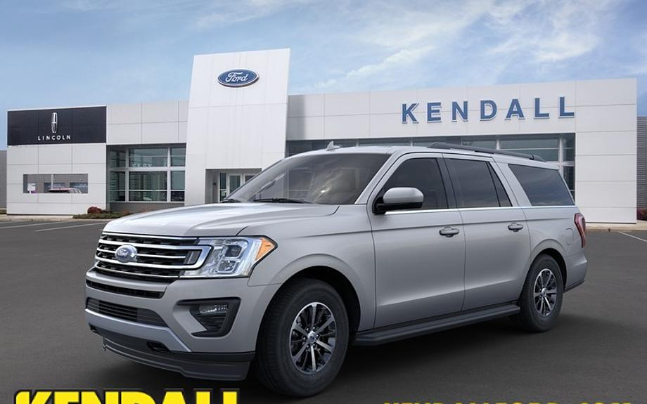 New 2020 Ford Expedition Max XLT