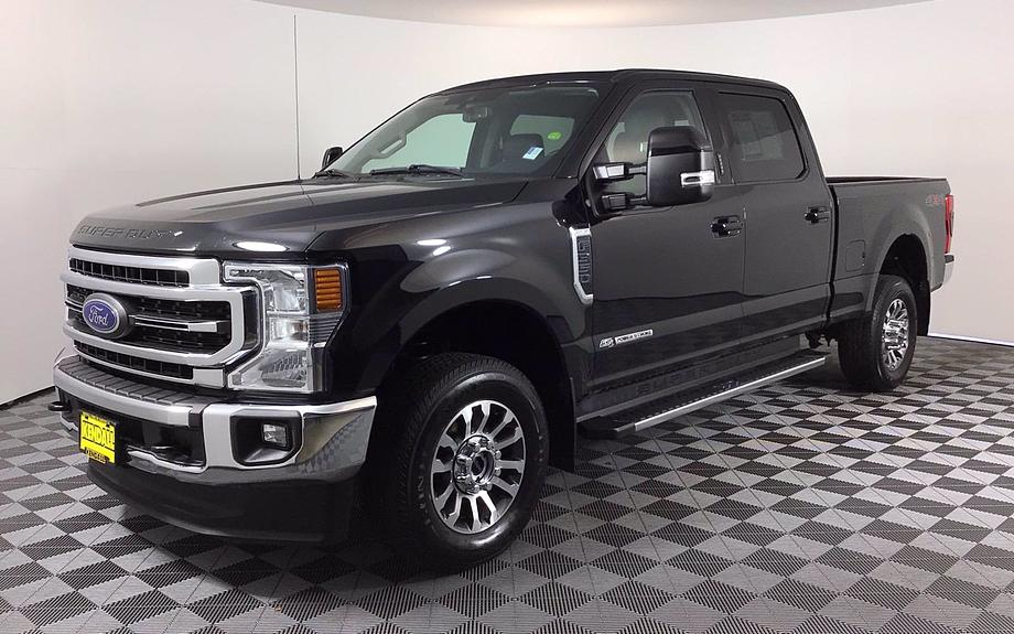 Pre-Owned 2020 Ford Super Duty F-350 SRW