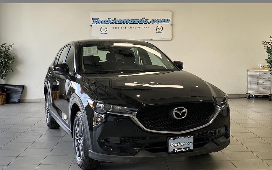 Certified 2017 MAZDA CX-5 - Ron Tonkin Mazda Portland, OR