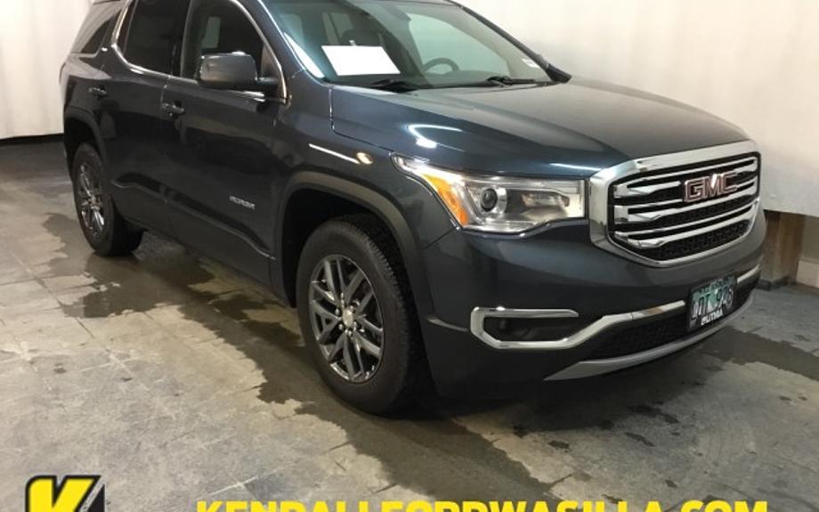 Used 2019 GMC Acadia - Kendall Ford of Wasilla Wasilla, AK