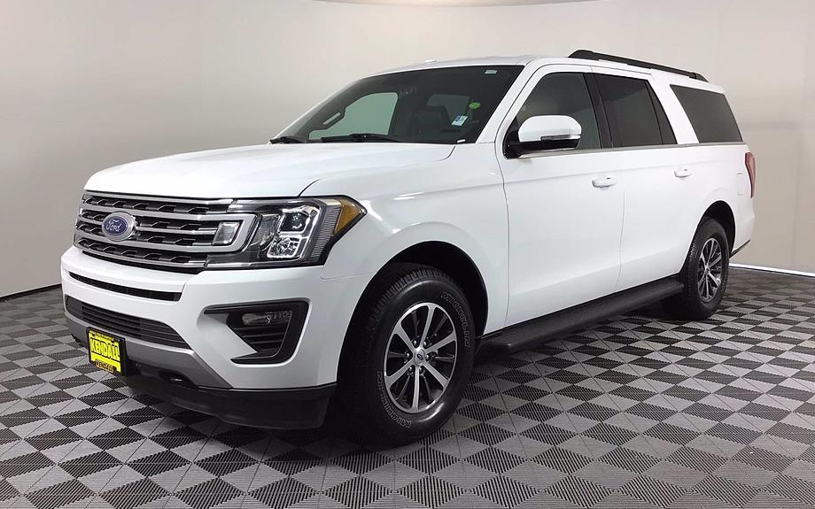 Certified 2019 Ford Expedition Max