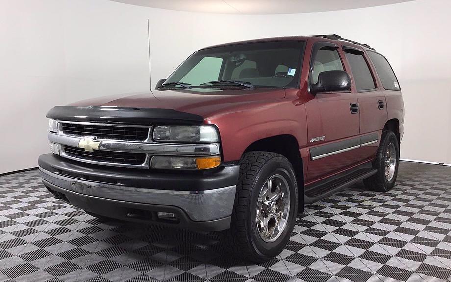 Pre-Owned 2003 Chevrolet Tahoe LS