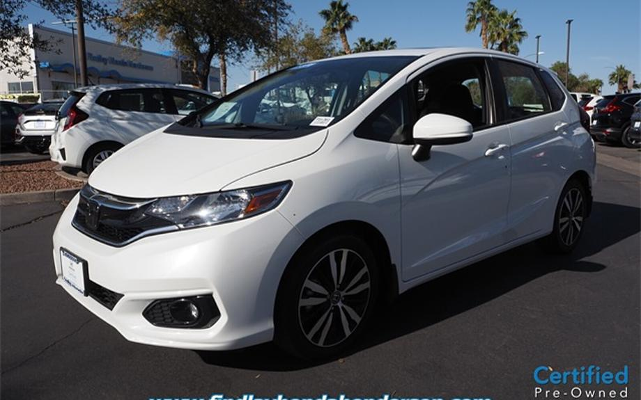 Certified 2018 Honda Fit - Findlay Honda Henderson Henderson, NV