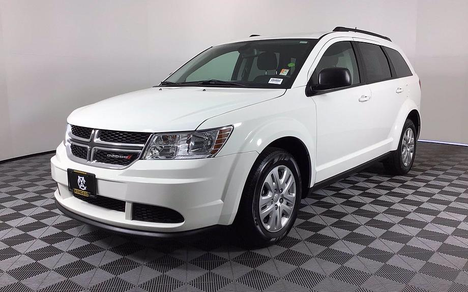 Pre-Owned 2019 Dodge Journey