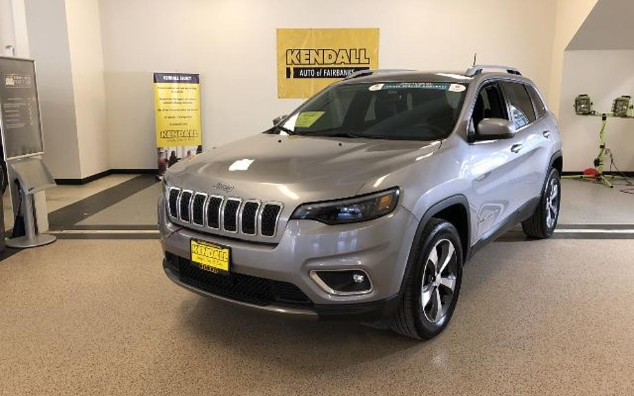 Pre-Owned 2019 Jeep Cherokee