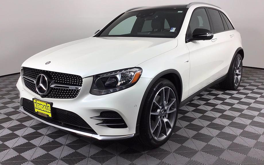 Pre-Owned 2017 Mercedes-Benz GLC AMG GLC 43