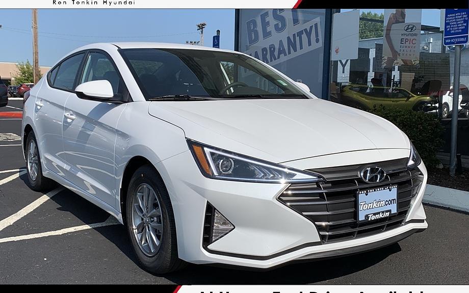 New 2020 Hyundai Elantra ECO