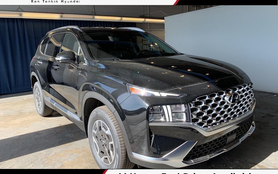 New 2021 Hyundai Santa Fe Hybrid - Tonkin2U Portland, OR