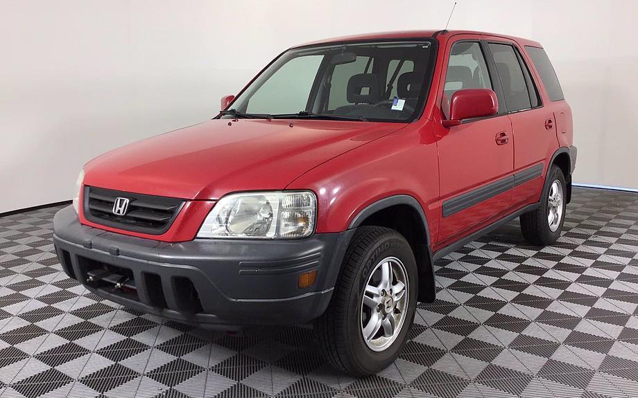 Pre-Owned 2001 Honda CR-V EX