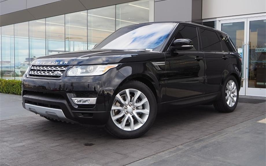 Certified 2017 Land Rover Range Rover Sport HSE