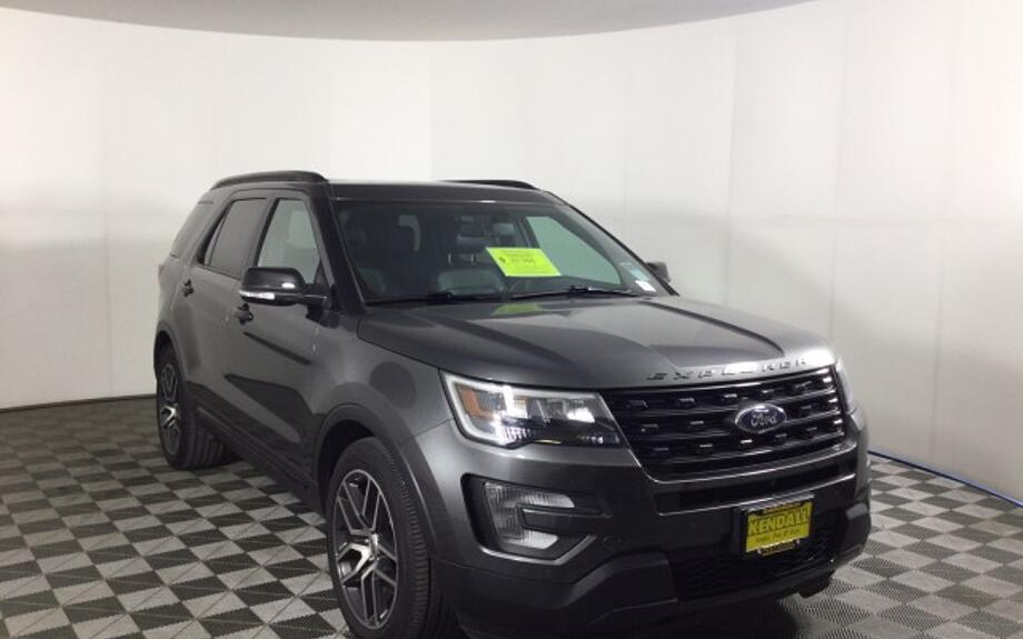 Used 2017 Ford Explorer - Kendall Ford of Anchorage Anchorage, AK