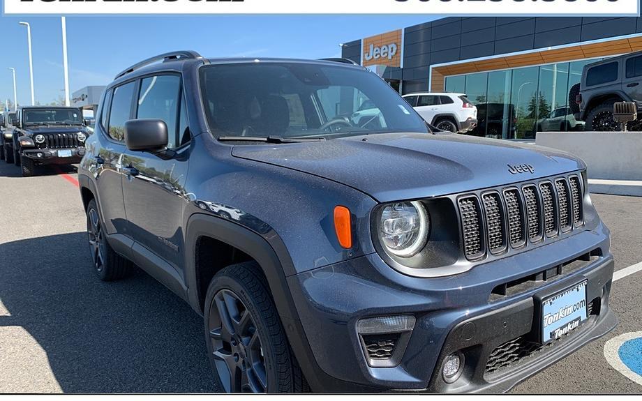 New 2021 Jeep Renegade - Tonkin2U Portland, OR