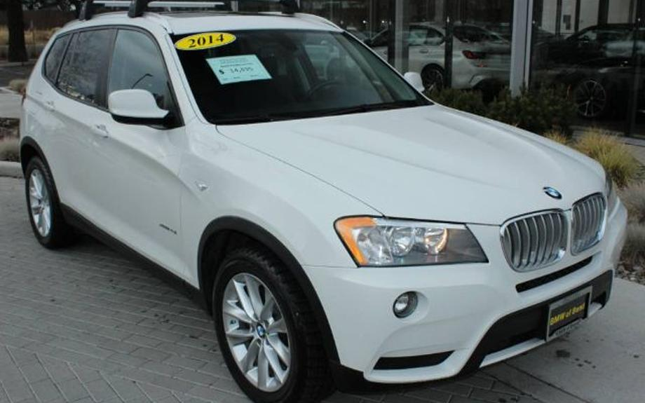 Pre-Owned 2014 BMW X3