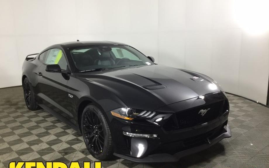New 2021 Ford Mustang - Kendall Ford of Anchorage Anchorage, AK