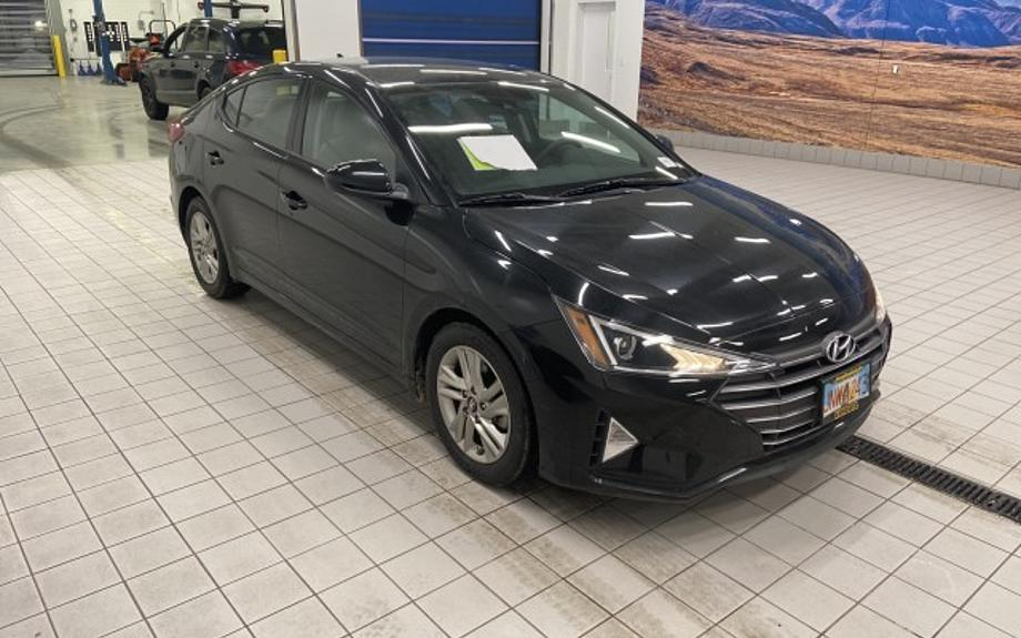 Used 2019 Hyundai Elantra - Kendall Volkswagen of Anchorage Anchorage, AK