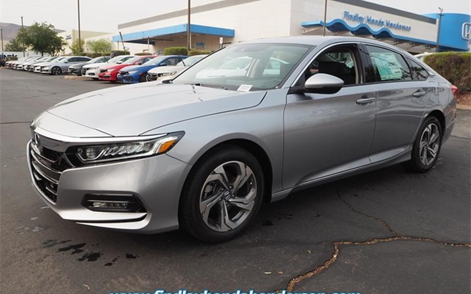 New 2020 Honda Accord Sedan EX-L 1.5T