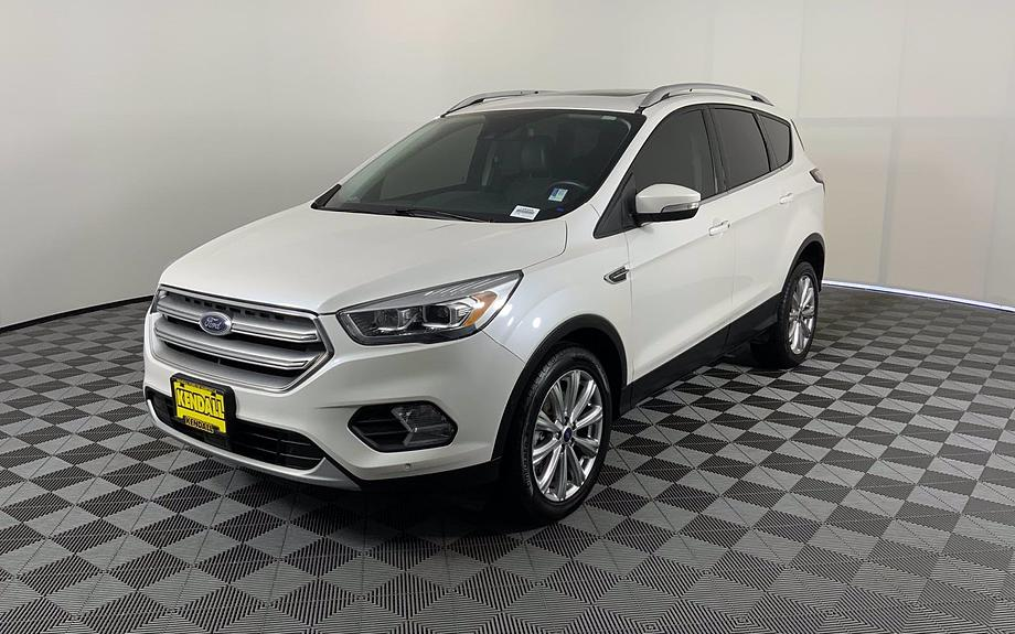 Used 2017 Ford Escape - Kendall Ford of Marysville Marysville, WA