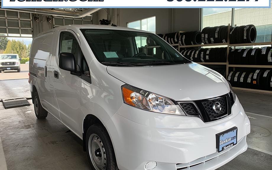 New 2021 Nissan NV200 Compact Cargo - Tonkin2U Portland, OR