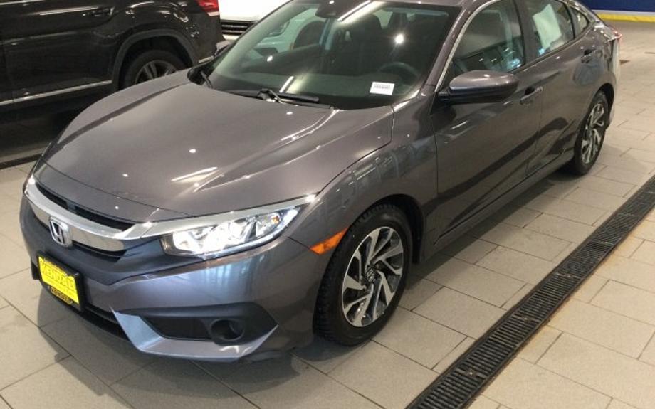 Used 2018 Honda Civic Sedan - Audi Anchorage Anchorage, AK