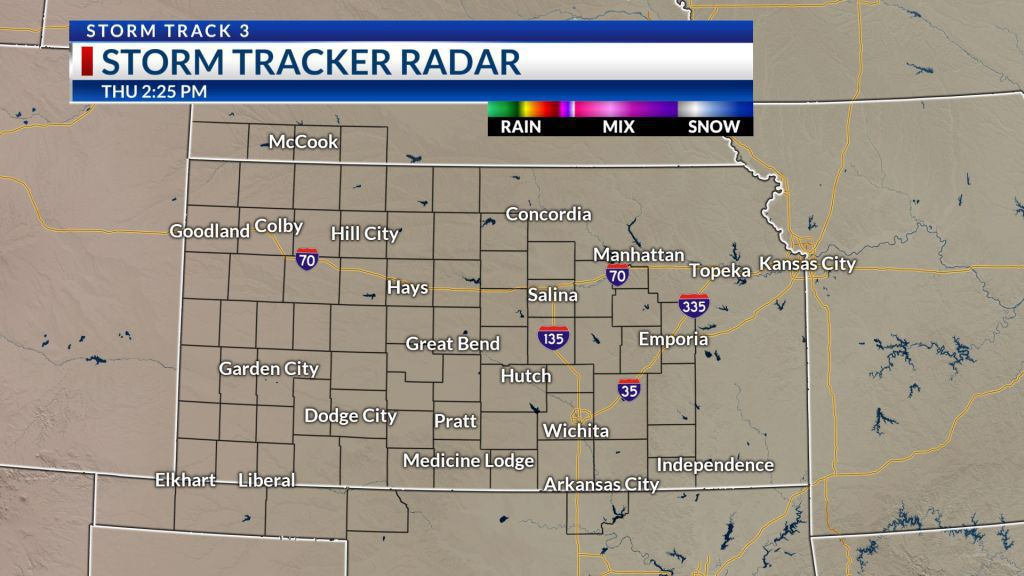 Current Kansas Radar Loop | KSN com
