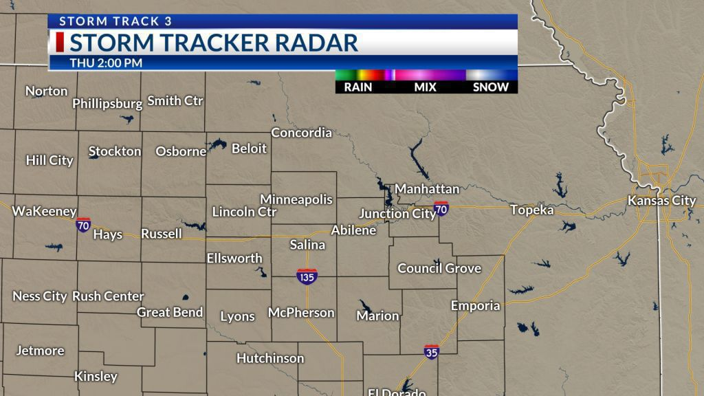 Northcentral Kansas Radar Loop | KSN com