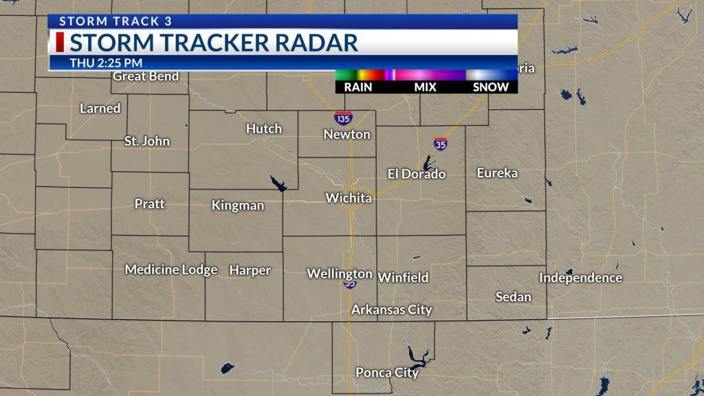 Weather Map Kansas Southcentral Kansas Radar Loop | KSN.com
