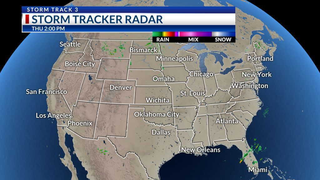 United States Radar Loop | KSN com