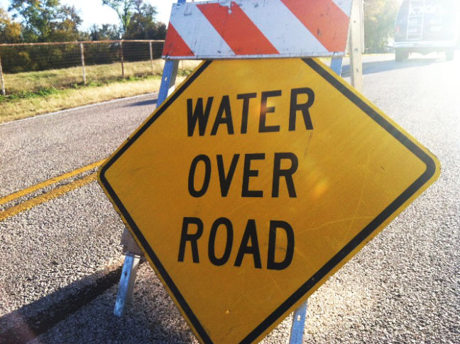 Low Water Crossing & Road Closures | KXAN