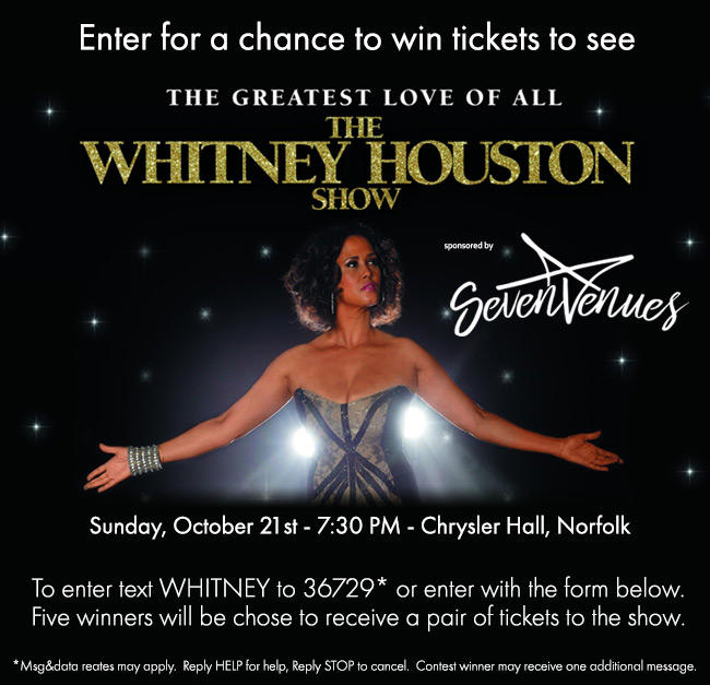 Expired The Greatest Love Of All The Whitney Houston Show Hrscene