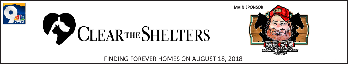 Clear The Shelters_Header