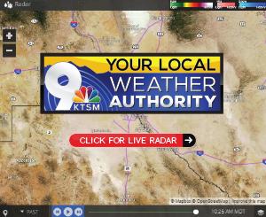 Live Radar Link Banner