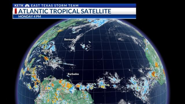 Tropics Atlantic