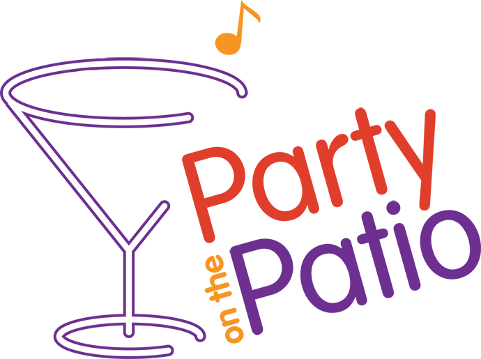 Image result for party on the patio