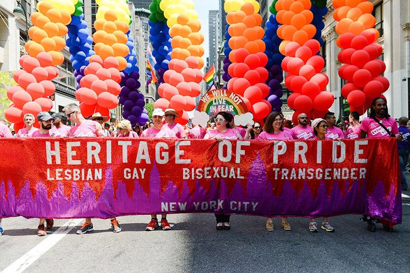 Heritage of pride