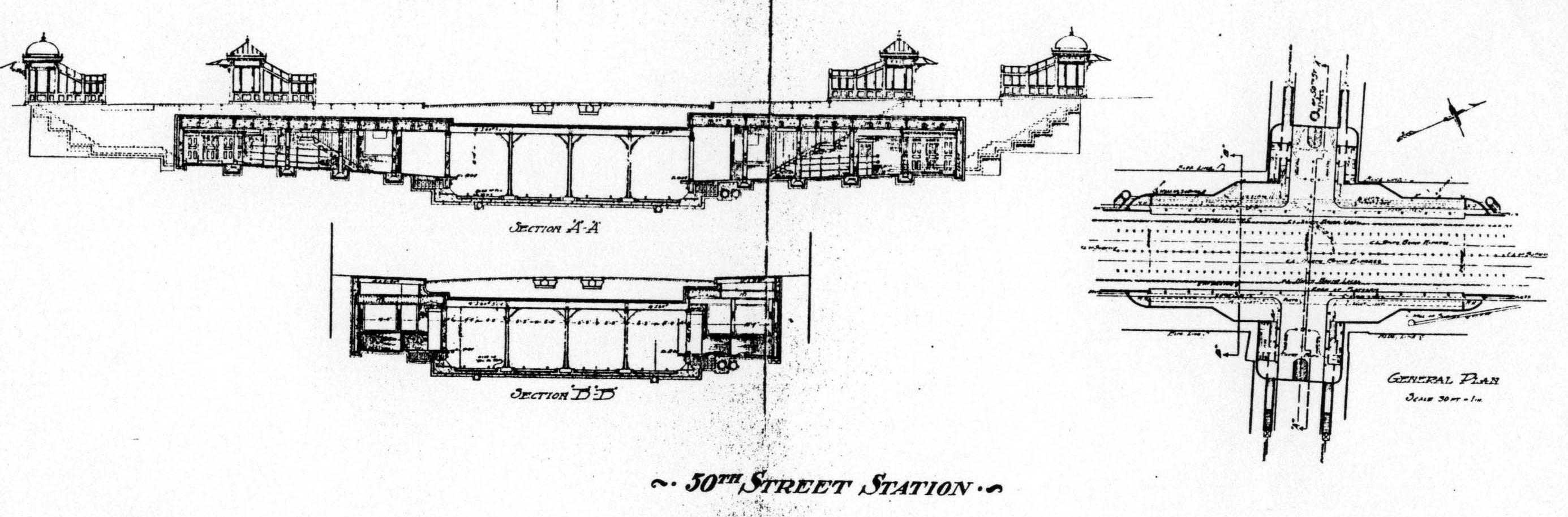 Diagram Th Station