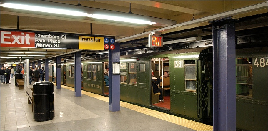 New York City Subway Map February 2004.Www Nycsubway Org History Of The Independent Subway