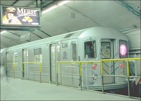 Www Nycsubway Org The New York Transit Authority In The 1980s
